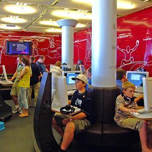 Интернет-кафе Аргуна