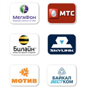 Операторы сотовой связи Аргуна