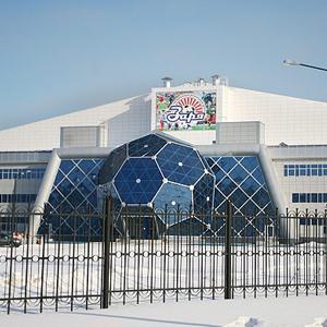 Спортивные комплексы Аргуна