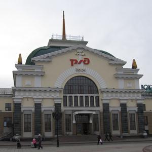 Железнодорожные вокзалы Аргуна